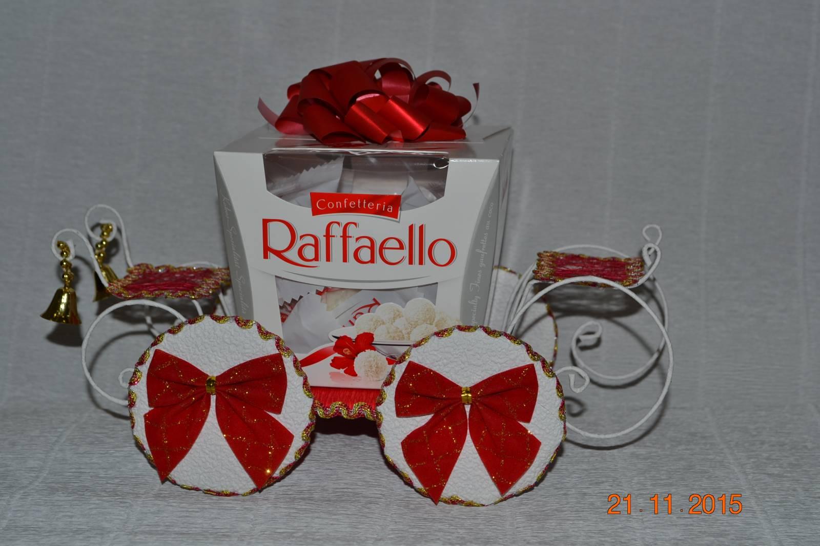 Еелка из коробки от конфет » Сделай сам 35